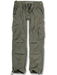 Brandit M65 Ladies Trousers Girl-Hose schwarz