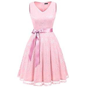 Ebay abendkleider lang rosa