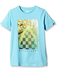Quiksilver Checker Channel B Tees WBB0 - Camiseta para niño