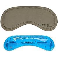 daydream: Premium-Schlafmaske aus mattem Stoff speziell für Männer, stone (B-2004) preisvergleich bei billige-tabletten.eu