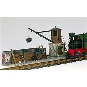 POLA 330920 Pequeño Carbón Cargando Depot