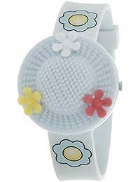 Zoop Analog Blue Dial Children's Watch -NKC4032PP02