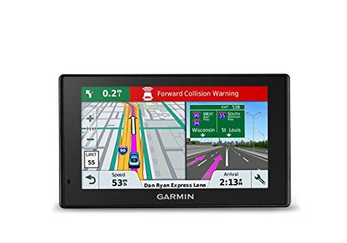 Garmin Driveassist 51 NA LMT-s W/cartographie à Vie/Traffic, Dash Cam, Camera-Assisted des alertes, cartographie à Vie/Le Trafic, en Direct de Parking, Smart Notifications, Activation vocale