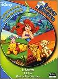 La sirenetta-Il Re leone-Winnie the Pooh e l'albero del miele. Ediz. illustrata. Con CD Audio