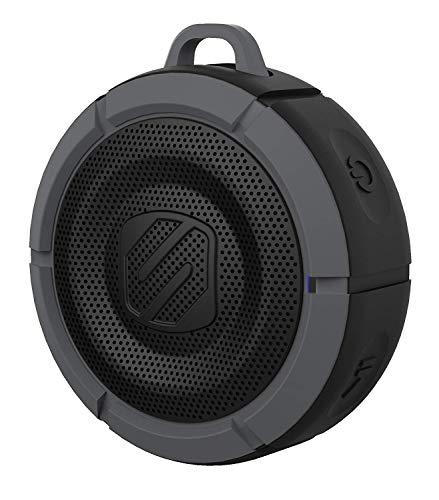 Scosche BoomBUOY - Boom Boje Tragbarer Wireless Bluetooth 3.0NFC Lautsprecher, Wasserdicht, Schwarz Scosche Audio