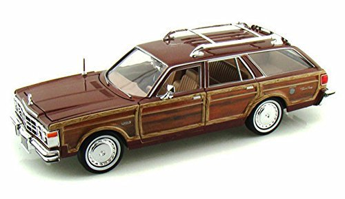 1979-chrysler-lebaron-town-country-wagon-red-with-woodie-siding-showcasts-73331-1-24-scale-diecast-m