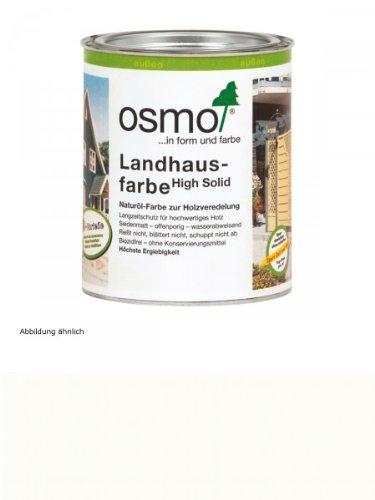 OSMO Landhausfarbe weiß 750 ml