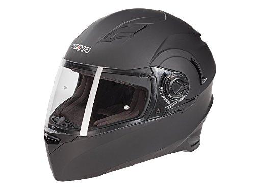 Preisvergleich Produktbild NUNA Integralhelm – Motorradhelm mit Pinlock visier - M / 58 cm