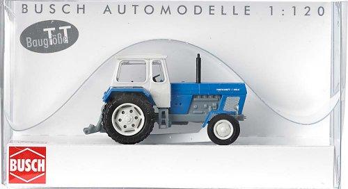 Busch 8706 - Fortschritt, Traktor rot und blau