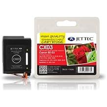 Cartucho de Tinta Compatible Jet Tec para Canon BX-3 - Negro