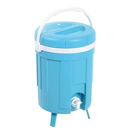Getränkespender: Eine Erfrischung immer dabei, mit Hahn, tragbar 100% Isotherm 8 Liter:: mehr erfahren >