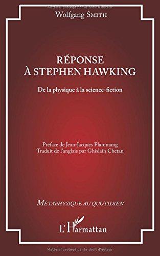 Réponse à Stephen Hawking