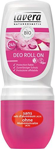Lavera desodorante Roll On Rosa Mosqueta bio - vegano