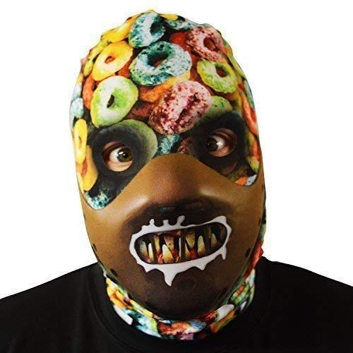Cereal Killer Halloween - gruselig Halloween Gesichtsmaske Cereal Killer Serie