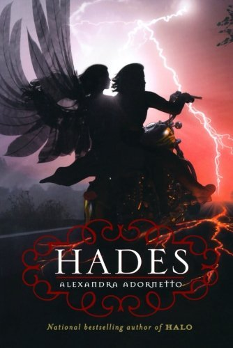 Hades (Halo) by Alexandra Adornetto (2012-08-21)