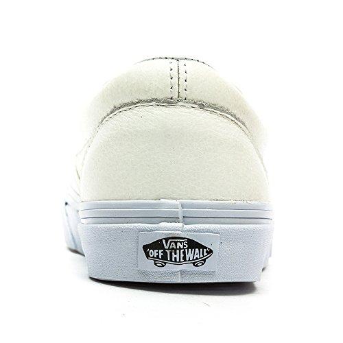 Vans - Pantoufles 'Classic' - U CLASSIC SLIP-ON Blanc