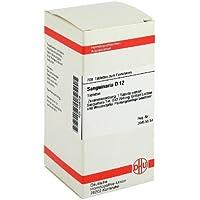 SANGUINARIA D 12 Tabletten 200 Stück preisvergleich bei billige-tabletten.eu