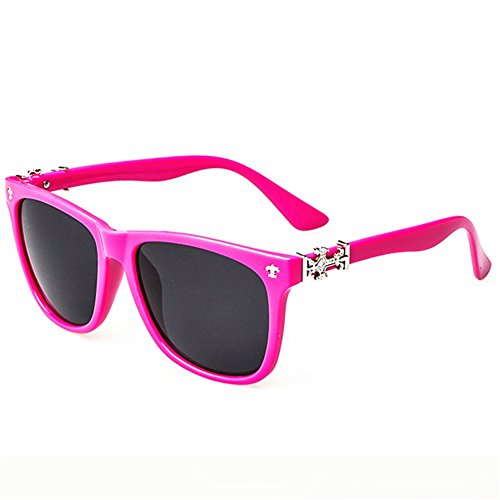 Z-P New Vintage For Lady Reflective UV400 Sunglasses 55MM