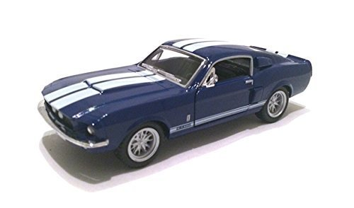 Kinsmart Scale 1/38 1967 Ford Shelby Mustang Gt-500 Diecast Car  available at amazon for Rs.1492