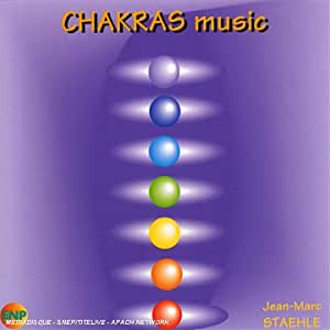 Chakras music CD