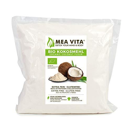 MeaVita Bio Kokosmehl, 1er Pack (1 x 500g)