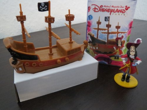 Disneyland Paris - Mickeys Magisches Jahr - Captain Hooks Piratenschiff