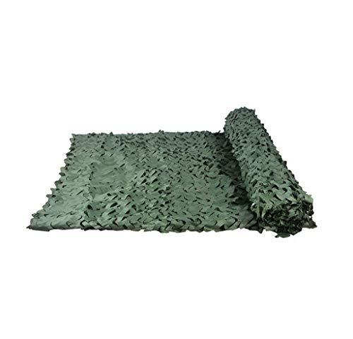 SJIAWZW Woodland Camouflage Net Oxford Tuch/für Outdoor-Wald Camping-Schutz schießen ausblenden...