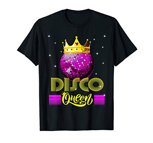 Disco King 70er Jahre Vintage Dance Party Geschenk T-Shirt