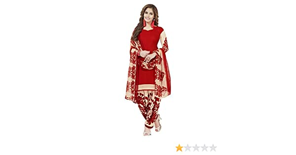 Vintflea Womens S Cotton Unstitched Salwar Suit Indian Punjabi Style Fashion Patiyala Or Bollywood Design Look Salwar Kameez Daily Or Party Wear Red White Free Size Free Express Shipping Amazon Co Uk Clothing,Simple Palm Tree Tattoo Designs