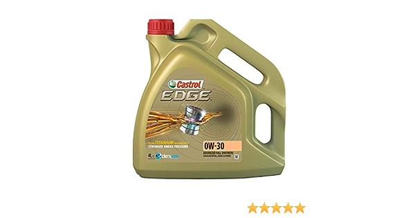 Castrol Edge 0w 30 Engine Oil 4l Auto