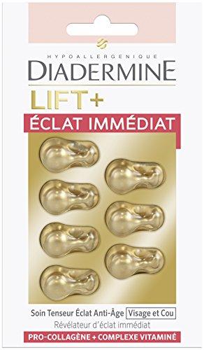 Diadermine - Sollevare antirughe Radiance capsule Imm diatamente - 4 ml - Set di 2