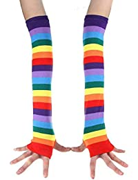 Falda de Tutu Mujer,SHOBDW Fiesta De Cumpleaños para Adultos Arco Iris Regalo Rendimiento Traje