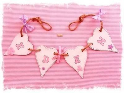 Shabby chic girls or babies gifts wooden name bunting personalised shabby chic girls or babies gifts wooden name bunting personalised letters handmade pink lilac gingham ribbon 5 letter name amazon kitchen negle Choice Image