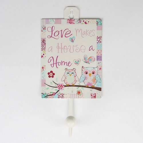 Joli individuels love makes a a house home