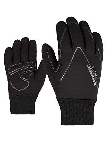 Ziener Kinder Unico Junior Glove Handschuhe, Black, S