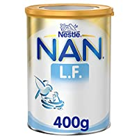 Nestlé NAN L.F., From birth to 12 months, Lactose Free Formula, Fortified with Iron 400g