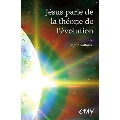 Jésus parle de la théorie de l'évolution