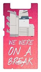 Designer Printed Back Case For Gionee E7 Mini