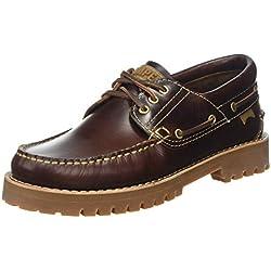 Camper Nautico, Zapatos y Bolsos para Hombre, Braun (Medium Brown 210), 43 EU