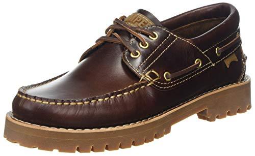Camper Nautico, Zapatos y Bolsos para Hombre, Marrón Medium Brown 210, 43 EU