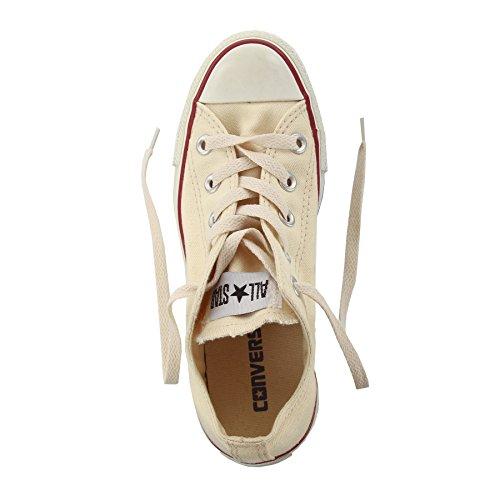 Converse Chuck Taylor All Star Adulte Seasonal Suede Hi 381310 Unisex - Erwachsene Sneaker Beige (Elfenbein)