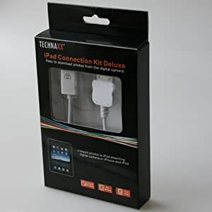 Technaxx iPad ipad2 Connection Kit + Kabel Direktübert