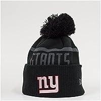 New Era NFL New York Giants BC Cuffed Pom Knit
