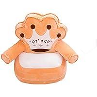 Sun Worlds-canapé Sitz Stuhl Spielzeug Kinder Plüsch Prinzessin Mädchen original-Fauteuil Kissen gelb preisvergleich bei kinderzimmerdekopreise.eu