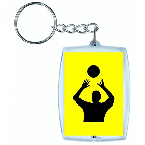 llavero-voleibol-de-jugadores-de-silueta-de-aislado-de-una-de-muneco-de-deportes-de-macho-de-persona