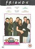 Friends - Series 2 - Episodes 1-8 [DVD] [1995]