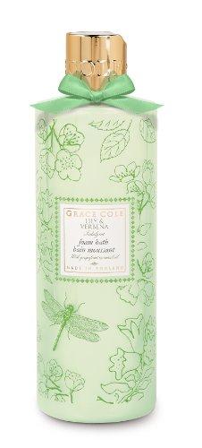 Grace Cole Floral Collection Lily et Verveine Bain moussant 500 ml