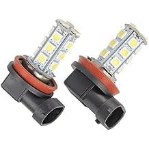 Merdia h1118SMD 5050LED de luz antiniebla para coche, fabricado con fibra suave y lámpara beads–Par