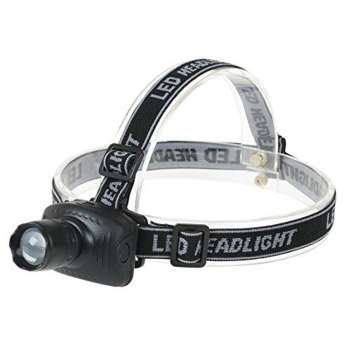 Haute E021012ae 3 AAA mise au point 1 W lampe frontale
