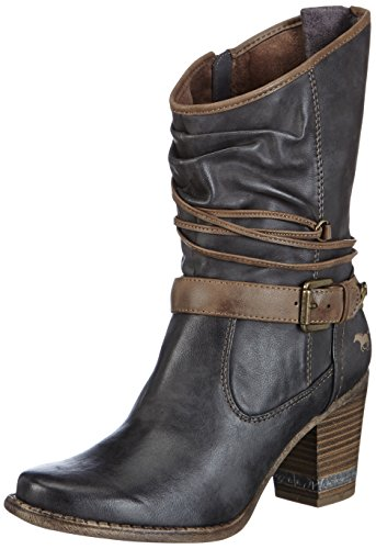 Mustang 1147505, Boots femme Gris (259 Graphit)